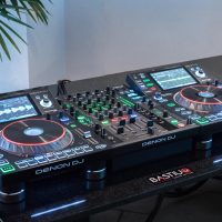 Denon DJ Prime set