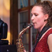 Saxofoniste Monica